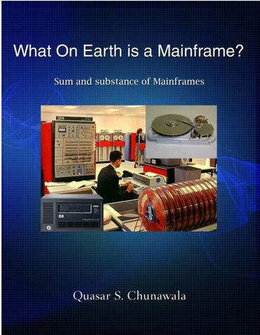 What on earth is a Mainframe?