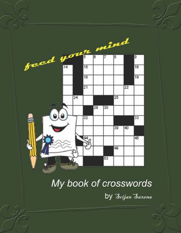 My Book Of Crosswords...