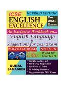 ICSE ENGLISH EXCELLENCE  [ICSE English Grammar Workbook]