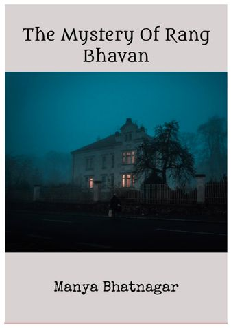The Mystery Of Rang Bhavan