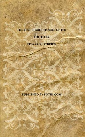 The Best Short Stories of 1921