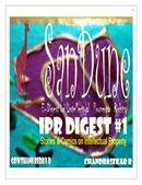 SanDune Intellectual Property Rights [IPR] Digest #1