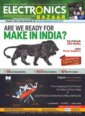 Electronics Bazaar, December 2014