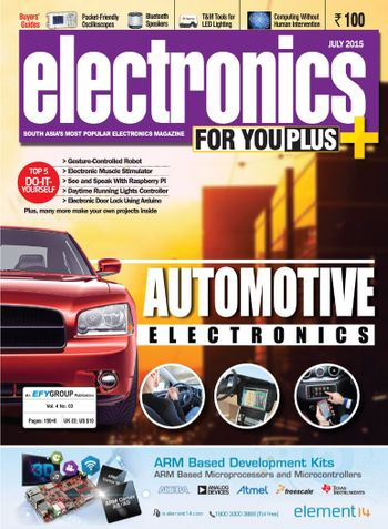 Electronics for You, July 2015