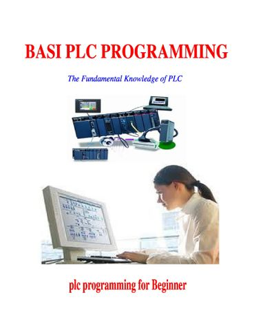 PLC beginer learning book