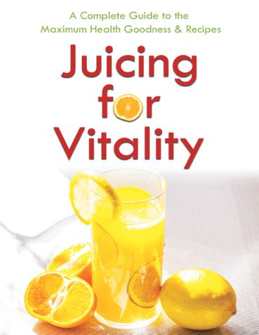 JUICING FOR VITALITY BY AKASH DEY