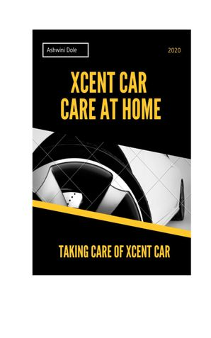 Xcent Car Care at Home