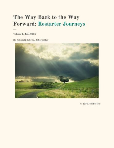 The Way Back to the Way Forward