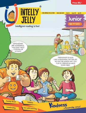 iNTELLYJELLY-Junior_Apr'20 edition.