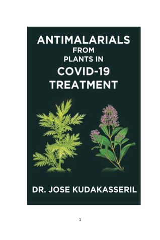 ANTIMALARIALS FROM PLANTS  IN COVID-19 TREATMENT