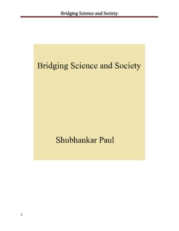 Bridging Science and Society