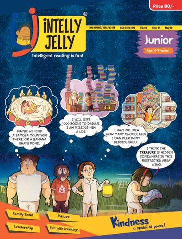 iNTELLYJELLY- Junior_May'20 edition.