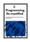 C Programming Demystified(Part 1)