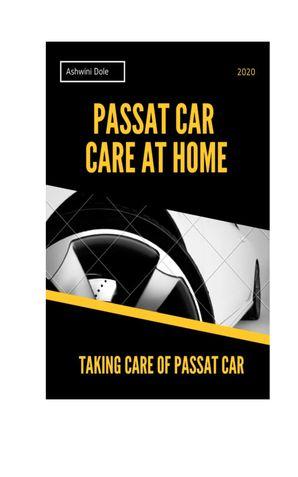 Passat Car Care at Home