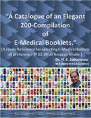 """""""A Catalogue of an Elegant 200-Compilation of E-Medical Booklets."""""""