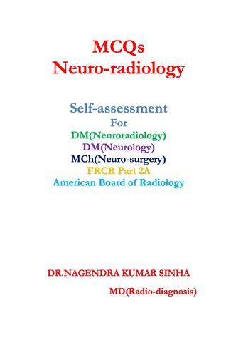 MCQs Neuro-radiology