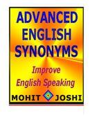 Advanced English Synonyms