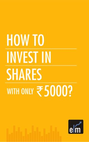 How to Invest in Shares With Only Rs. 5000