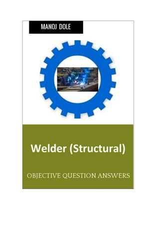 Welder (Structural)