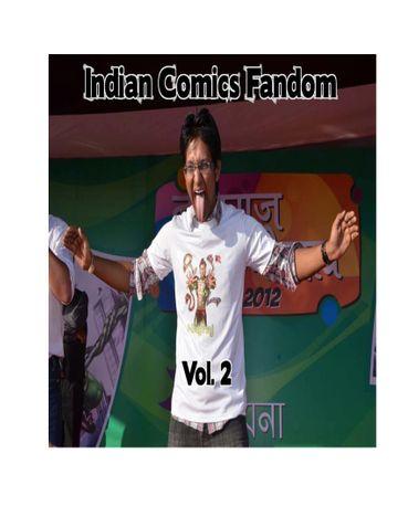 Indian Comics Fandom