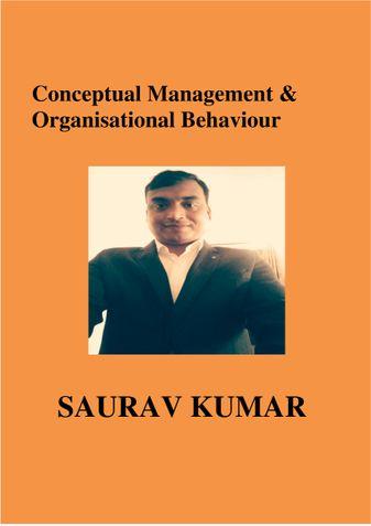Conceptual Management & Organisational Behaviour