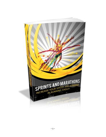 Sprintsand marathons