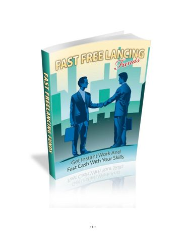 Fast Freelancing Funds