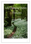 Life Changing Quotes & Thoughts (Volume 44)