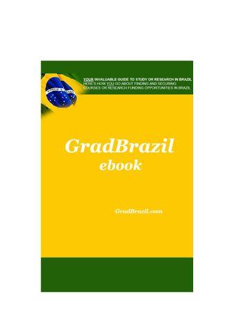 GradBrazil eBook