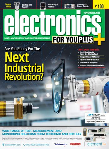 Electronics for You, November 2015