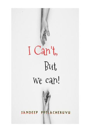 I Can't But We Can