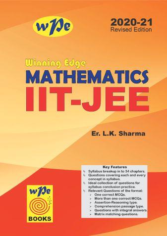 Objective Mathematics for IIT-JEE-2020