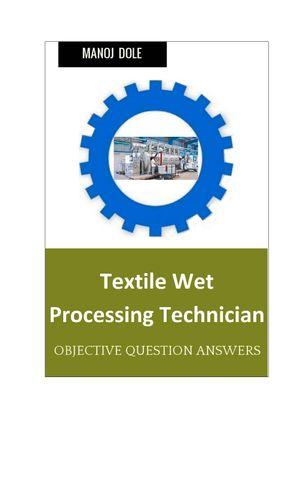 Textile Wet Processing Technician