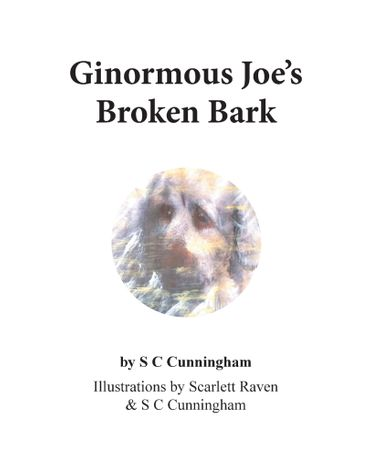 Ginormous Joe's Broken Bark