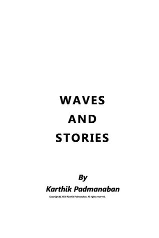 Waves and STORIES