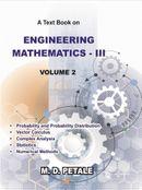 ENGINEERING MATHEMATICS - III VOLUME 2