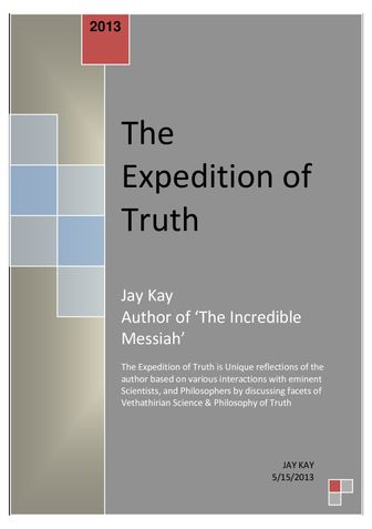 The Expedition of Truth