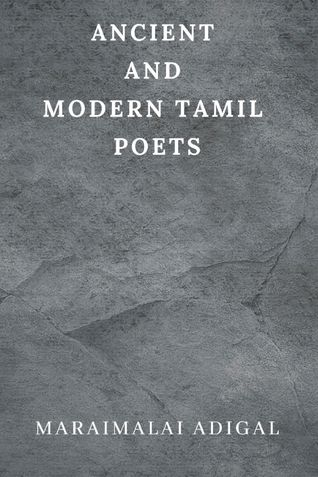 Ancient and Modern Tamil Poets