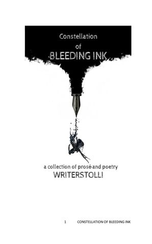 Constellation Of Bleeding Ink