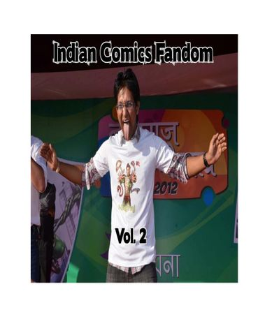 Indian Comics Fandom