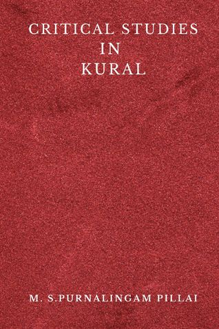 Critical Studies in Kural