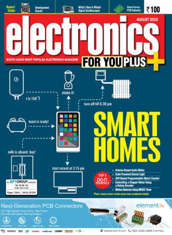 Electronics For You, August 2015
