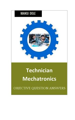 Technician Mechatronics