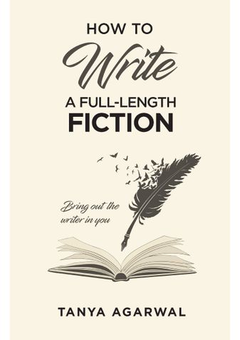 How to write a full length fiction