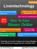 How To Make Money Online ?