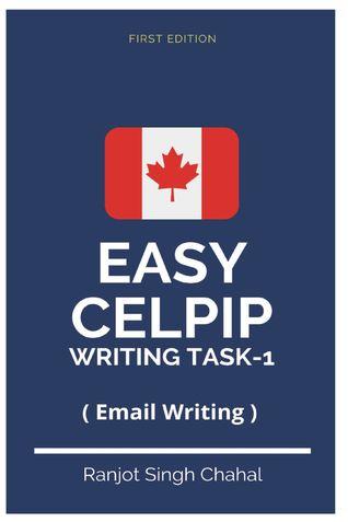 Easy CELPIP Writing Task-1