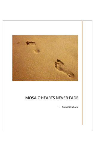 Mosaic Hearts Never Fade