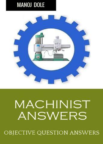 Machinist Answers