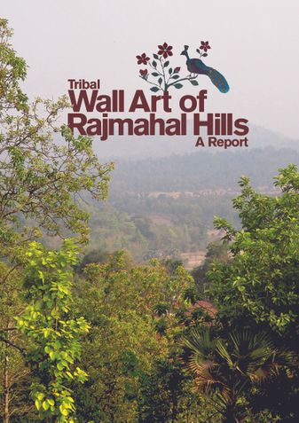 Tribal Wall Art of Rajmahal Hills