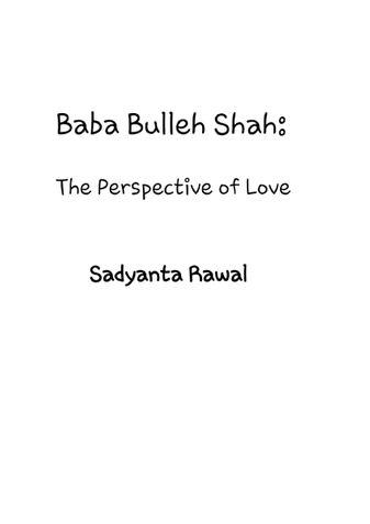 Baba Bulleh Shah